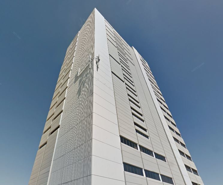 Unknown architect: Telstra Woolloongabba Exchange Building